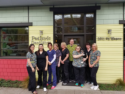 Pediatric Dentistry of Portland - About Us - Portland, OR