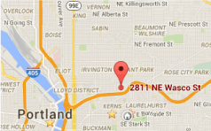Pediatric Dentistry MAP NE PORTLAND